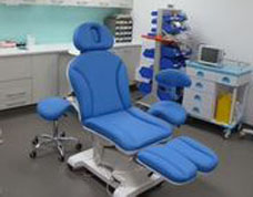 Dental surgery operating room